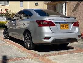 Vendo Nissan Sentra exclusive
