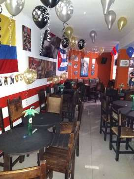 Vendo Hermoso y Acreditado Bar en San Juan