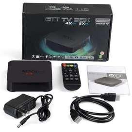 Smart TV Box MXQ 4K Ultra HD Wifi