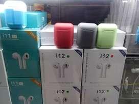 Audífonos inalambricos i12