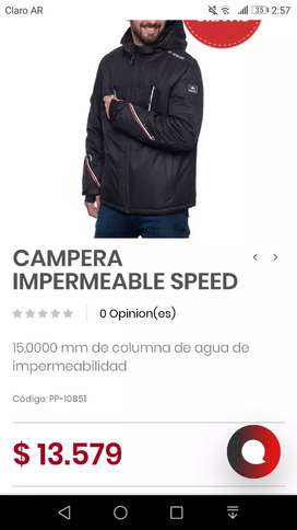 VENDOO CAMPERA