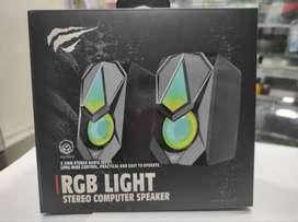 Parlante RGB LIGHT Gamenote