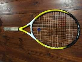 Raqueta De Tenis Toalson Premium + Estuche + Anti Vibrador.