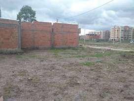 Vendo lote de 66 mts2 en Facatativá Cundinamarca