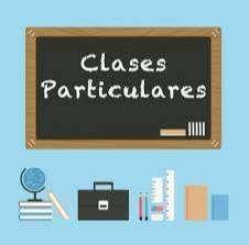 Clases particulares de contabilidad, matemática, estadística.