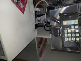 Soporte de celular con visor 3d