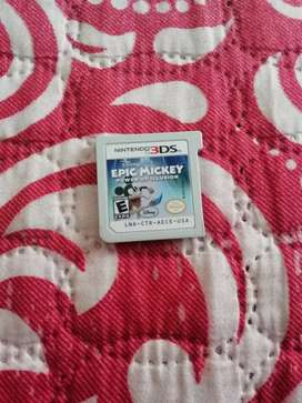 Nintendo 3 DS EPiC Mickey