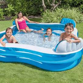 Jacuzzi inflable Intex