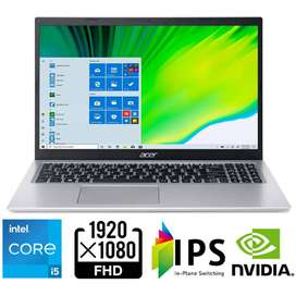 Portatil Gamer Acer 5 Intel I5 Nvidia Mx350 512gb 12gb Ram