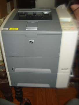 Impresora Hp Laserjet P3005x q7816a Impecable Sin Cartucho