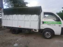 Venta de camión con linea de carga liviana