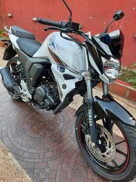 Yamaha Fz versión 2.021