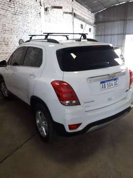 VENDO EXCELENTE CHEVROLET TRACKER LTZ .FULL