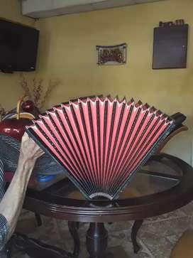 Fuelle para acordeon