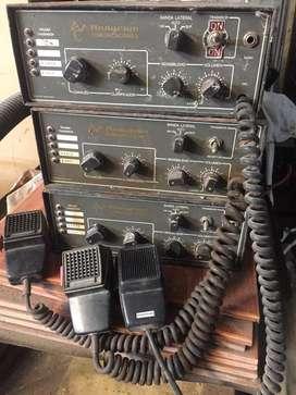 3 Radio Transmisor BLU