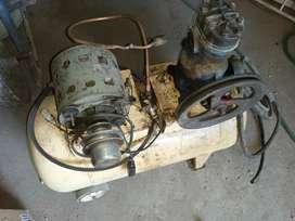 Vendo o permuto compresor de 1 hp a restaurar