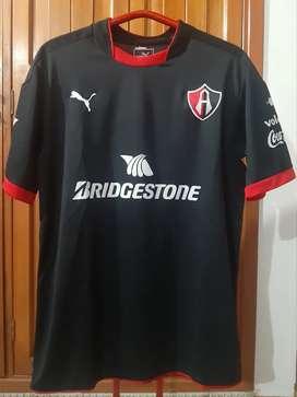 Camiseta de Fútbol. Atlas de Guadalajara (México)