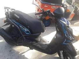 Vendo moto BWS 4 tiempo modelo 2009 en buen estado