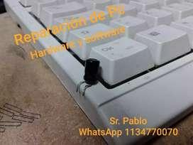Técnico de computación zona Belgrano.