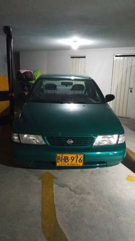 Nissan B14 supersalom impecable