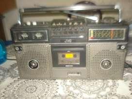 Radiograbador Jvc Rc 717l Japan De Los 80s No Envio
