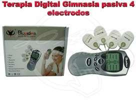 Terapia digital gimnasia pasiva 4 electrodos