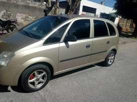 Chevrolet Meriva en exelente estado con todo los papeles aldia 08 firmado listo para transferir