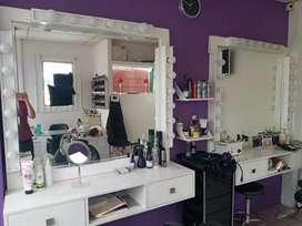 Implementos de peluqueria