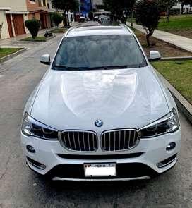 BMW X3 EN EXCELENTE ESTADO - TODOS LOS MANTENIMEINTOS EN INCHCAPE