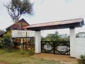 Alquiler Finca vacacional Villa Rossy en la Vereda Bellavista del Municipio de La Cumbre - Valle