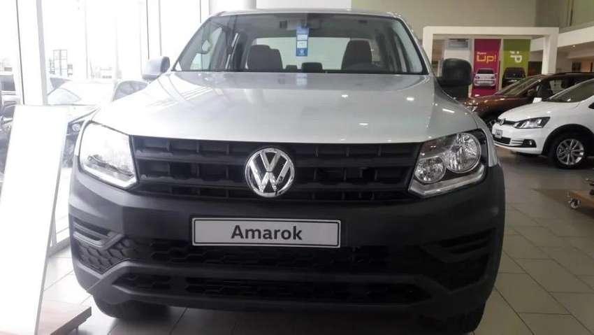 Volkswagen Amarok 2.0 TDI 140CV DC TRENDLINE 4x2 MANUAL 0km