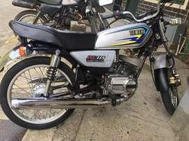 Vendo moto en excelente condiciones Yamaha 115