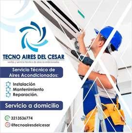Instalación, Mantenimiento y Reparación de Aires Acondicionados