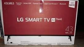 Vendo Smart tv nuevo