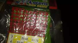 LOTERIA X12CARTONES