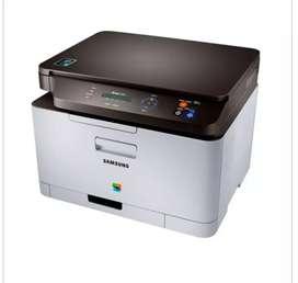 Impresora láser samsung c460w