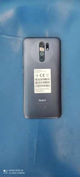 Xiaomi redmi 9 como nuevo!!!