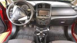 Nissan versa driver
