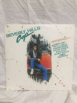 Beverly Hills Cop - From The Motion Picture Soundtrack LP