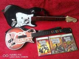 Guitarras originales xbox 360