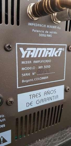 Vendo O Cambio Amplificador Yamaki