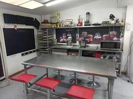Pastelero con experiencia para trabajo de pasteleria, panadería,