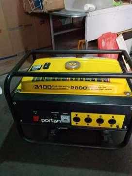 Se vende un generador y un coche con la máquina de granizado completo