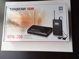 Monitoreo Inalambrico In-ear Takstar Wpm 200