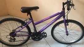 Vendo bicicieta