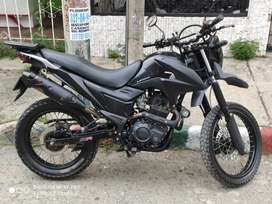 Vendo moto ttr como nueva