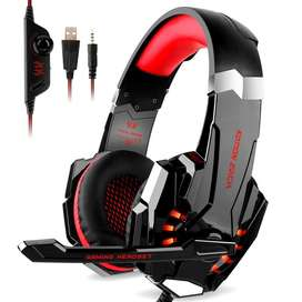 Auricular Gamer Ps4 Pc Retroiluminado Kotion Each G9000 ORIGINAL !!
