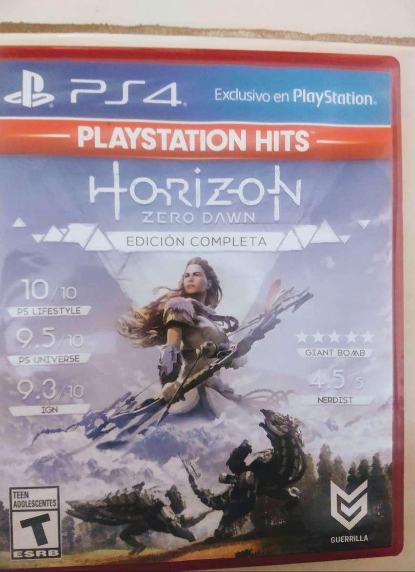 Horizon Zero Dawn edición completa 0