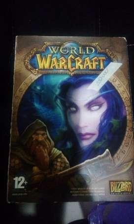 World of warcraft 4 DVDs usado