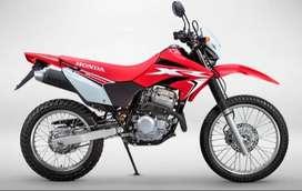 Honda Tornado XR 250 0km c/Cuotas fijas 100% Financiado con DNI!!